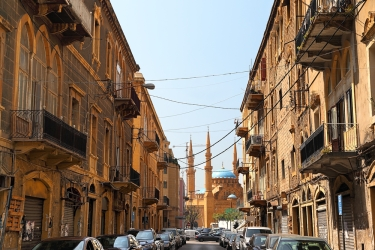shutterstock_412389481-gemmayzeh-looking-towards-downtown-beirut